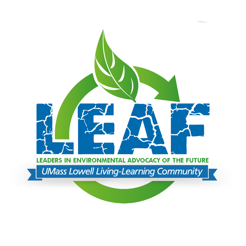 LEAF LLC logo