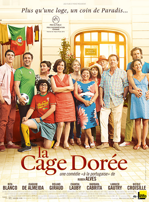 La-Cage-Doree-The-Gilded-Cage-Movie Poster
