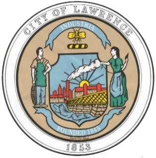 City of Lawrence logo