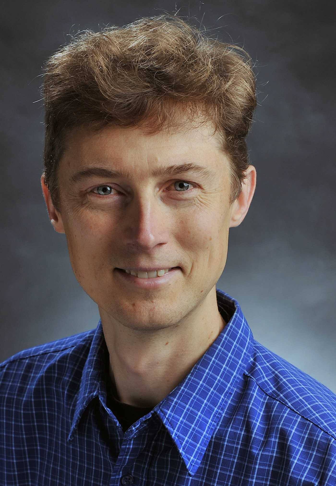 Nikolay Lepeshkin faculty bio headshot