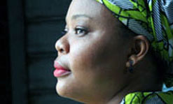 Leymah Roberta Gbowee Helped End Liberian Civil War