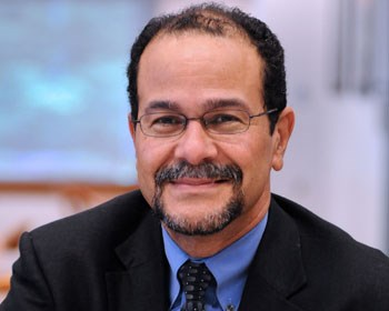 UMass Lowell Dean of Fine Arts, Humanities & Social Sciences Luis M. Falcon