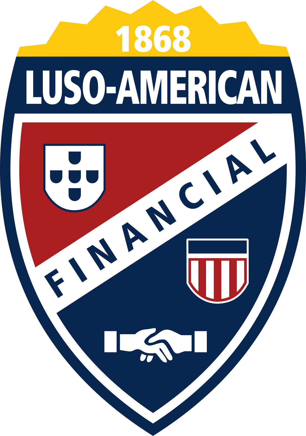 "Luso-American Financial is a Fraternal Benefit Society, the premier provider of life insurance products and fraternal services. With roots tracing back to 1868, through our network of fraternal councils and lodges, ""LUSO"" as we are affectionately known, has been helping generations of families thrive by promoting the fraternal, civic, cultural, social and educational ideals of the communities we live in.  In a nutshell, LUSO is a world where Family Values prevail - a world where we Stand by and Believe in our Young People and ultimately a world where the Portuguese Language & Culture are kept alive for Future Generations."