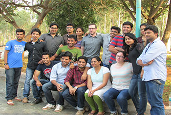 Study Abroad Offers Hands-on Learning in India