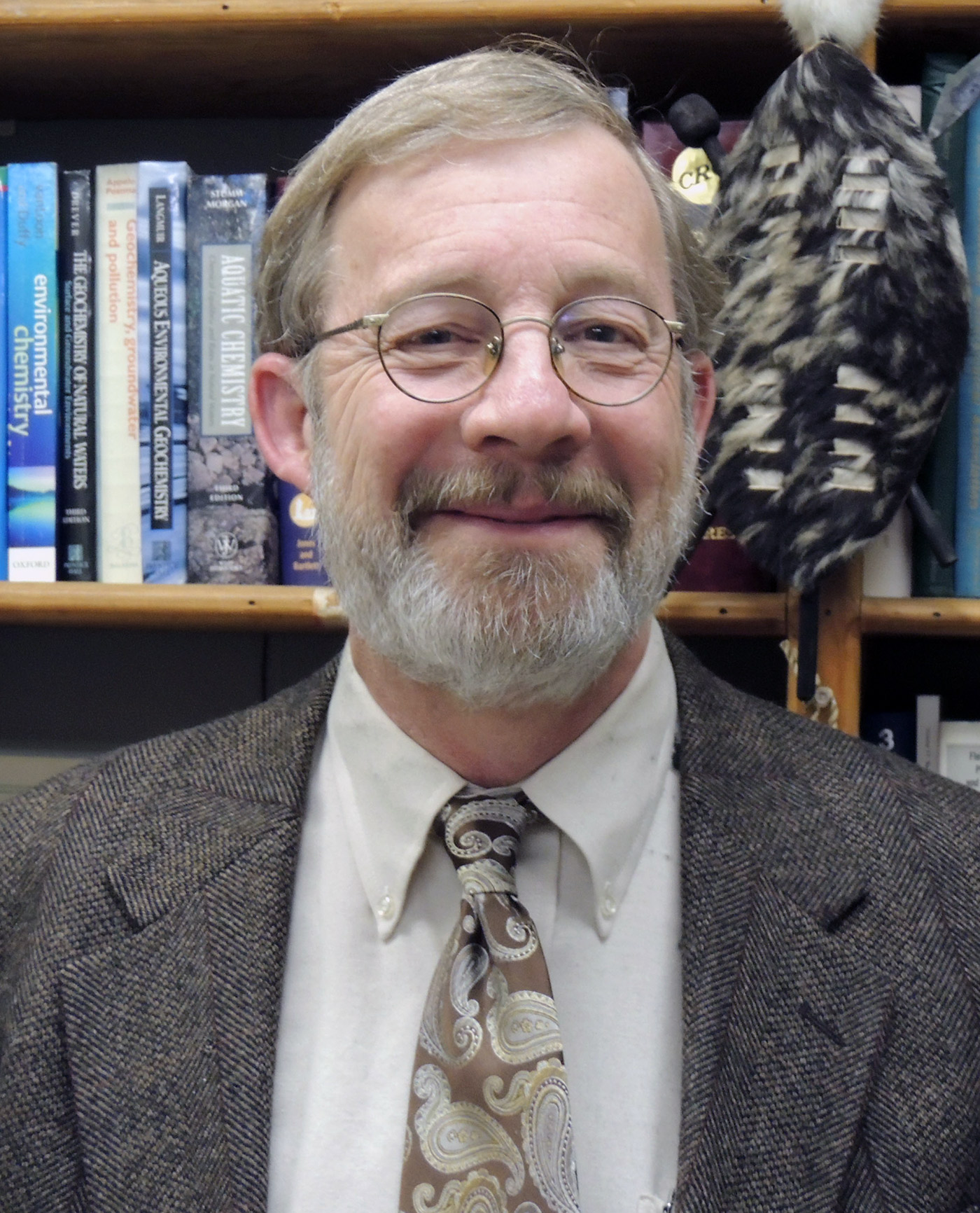 James (Jamie) Maughan is an Adjunct Faculty in the Environmental, Earth and Atmospheric Sciences Department at UMass Lowell.