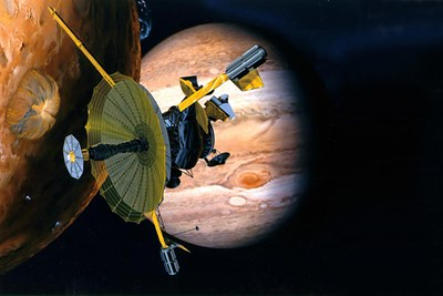 NASA Galileo space probe