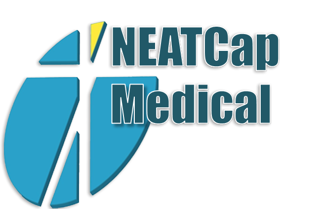 "NeatCap_Logo_""The mission of NEATCap Medical, LLC is to develop and deliver products aimed at protecting hearing, reducing stress, facilitating sleep, and promoting brain development in neonates.  NEATCap Medical's first product is DREAMIESTM -- a passive hearing protection device for neonates undergoing hospital critical care in neonatal intensive care units."