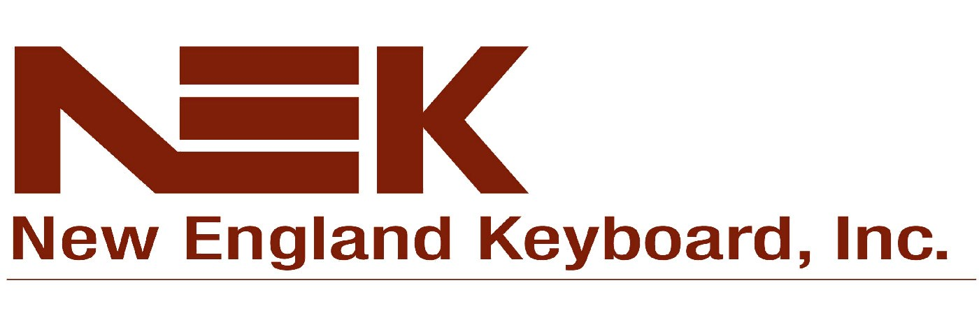 New England Keyboard, Inc. is an engineering and design company specializing in the design and manufacture of custom keyboards, keypads and membrane switch keyboards, including custom electronics and enclosures.
