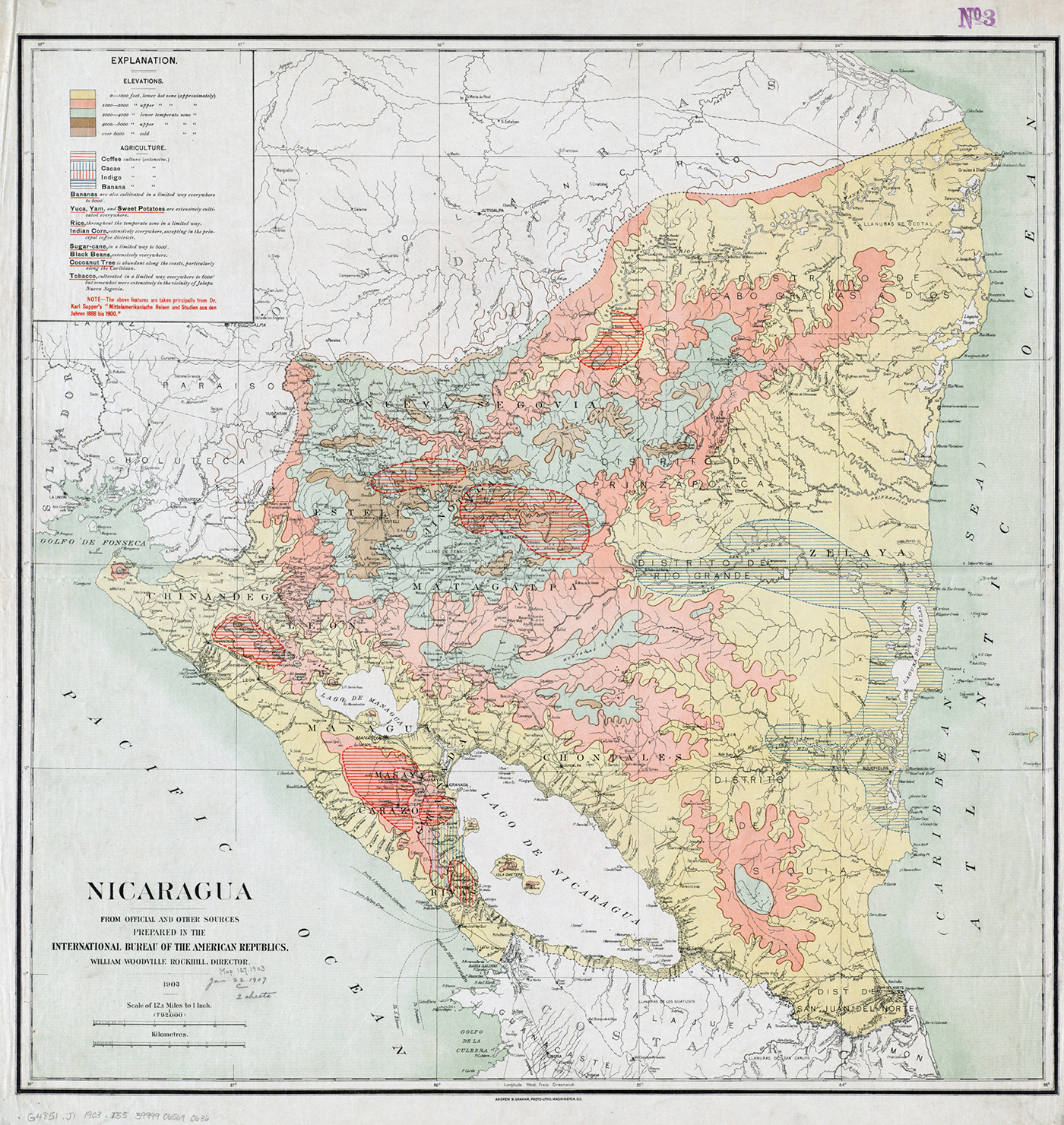 """Nicaragua"" by Norman B. Leventhal Map Center is licensed under CC BY 2.0"