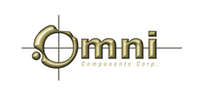 Omni Components logo_Omni's precision machining capability is built upon its line of Citizen lathes and the talented technicians who run them.