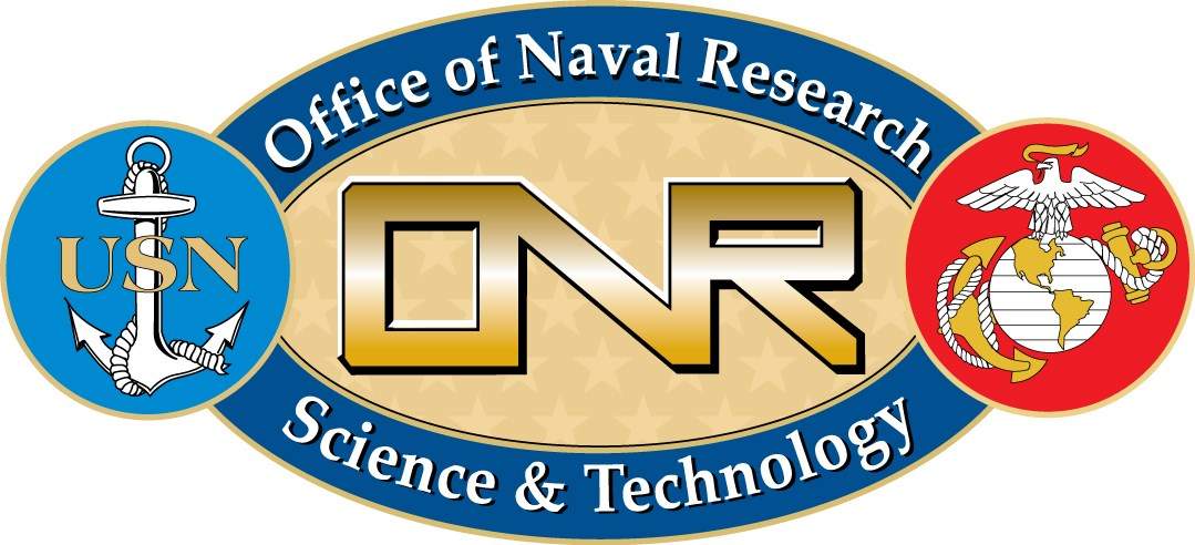 Logo for the Office of Naval Research