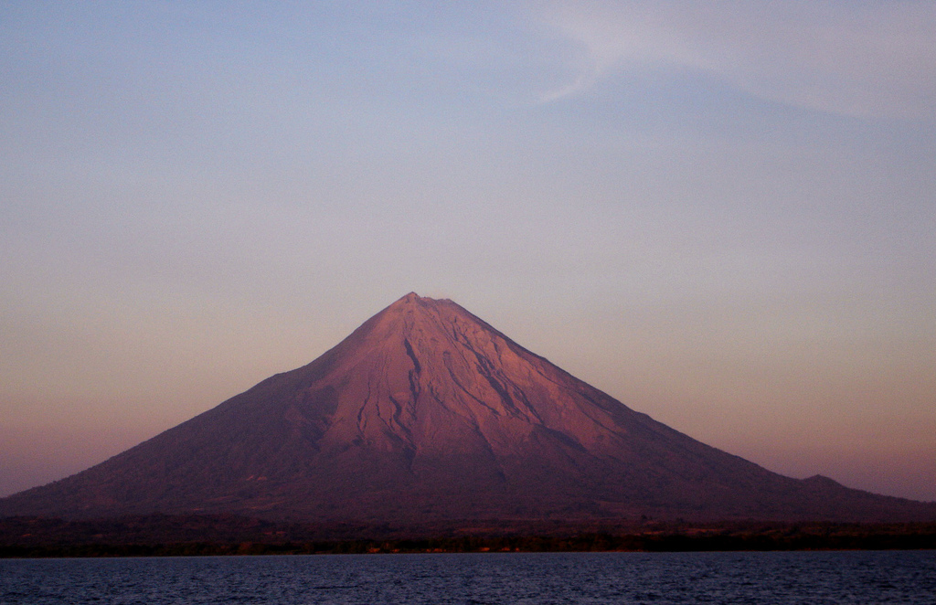 """Omnetepe Volcano"" by JJBulley is licensed under CC BY 2.0"