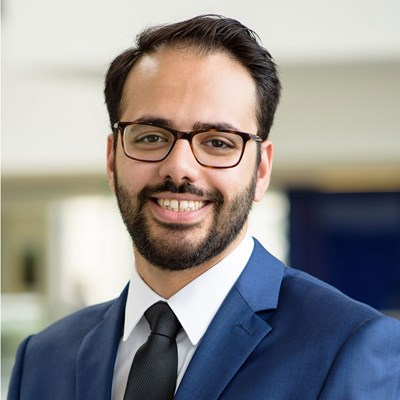 Farhad  Pourkamali Anaraki, Ph.D.