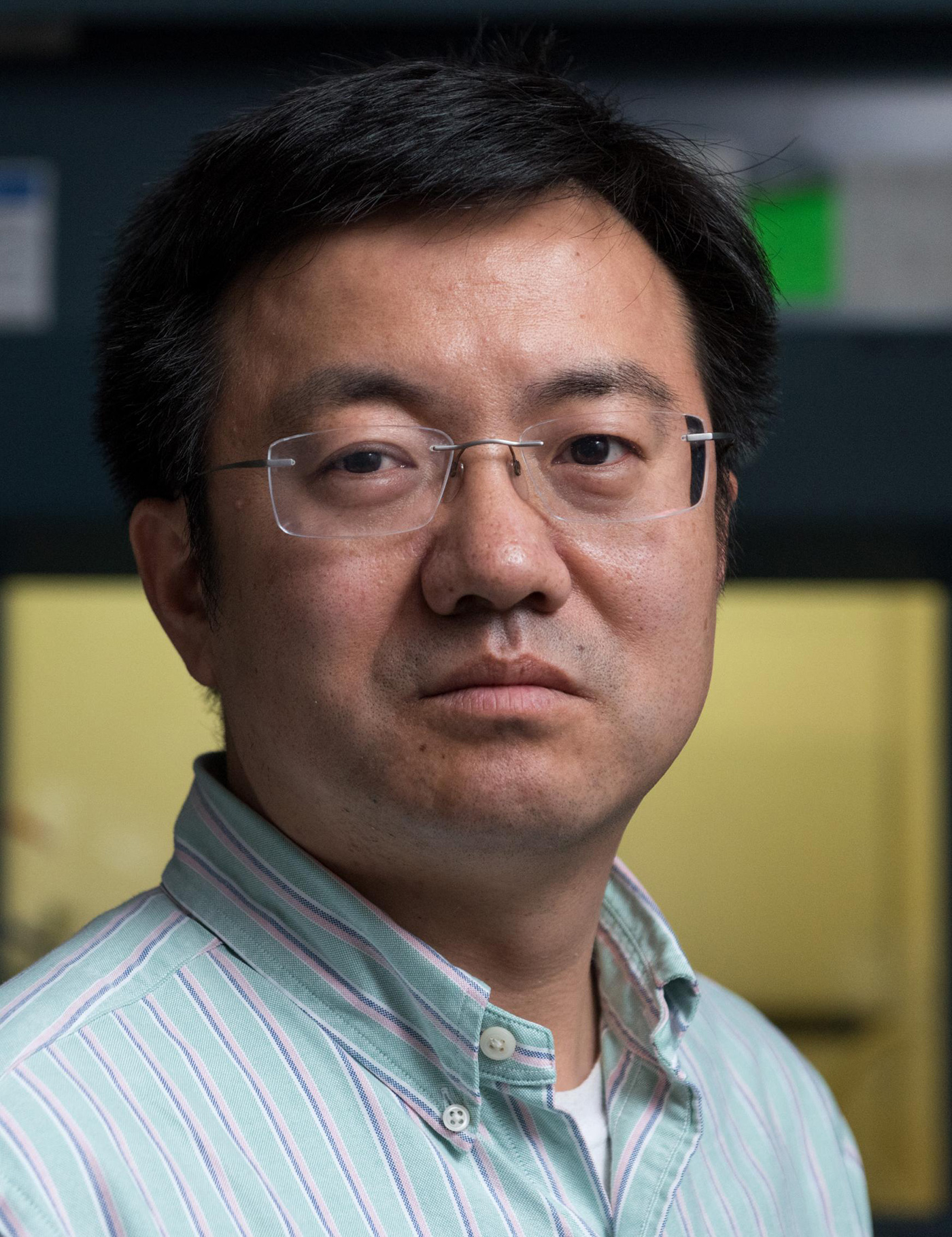 Jerry Qi is the Georgia Tech Site Director for SHAP3D.