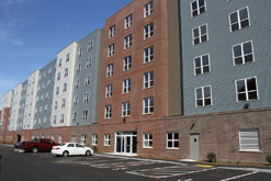 Riverview Suites will be one of two new residence halls awaiting students when they arrive for the Fall 2013 semester.