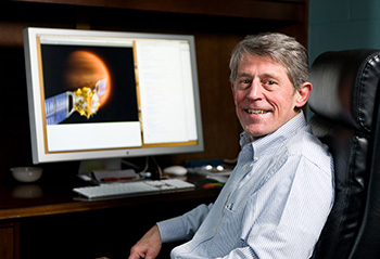Professor Named One of 'World's Most Influential Scientific Minds'