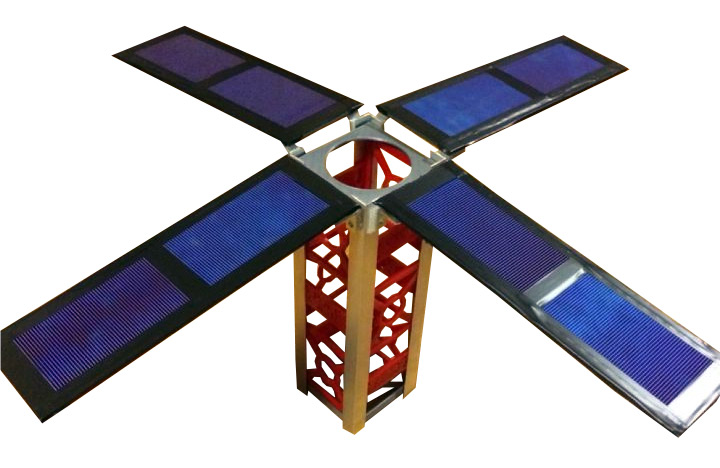 SPACE HAUC CubeSat graphic