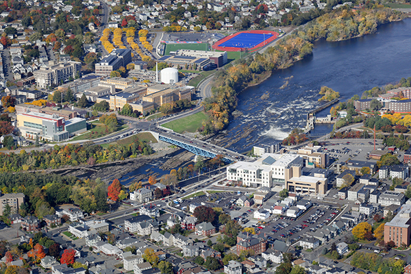 UMass Lowell to Train Students How to Protect Water Resources