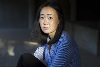 English professor and poet Sandra Lim won a major literary award from the American Academy of Arts and Letters