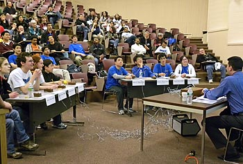"The Massachusetts Regional Science Bowl features a daylong ""Jeopardy""-style competition in science and engineering. A team from Lexington High School beat dozens of other teams from across the state and New Hampshire to win last year's contest."