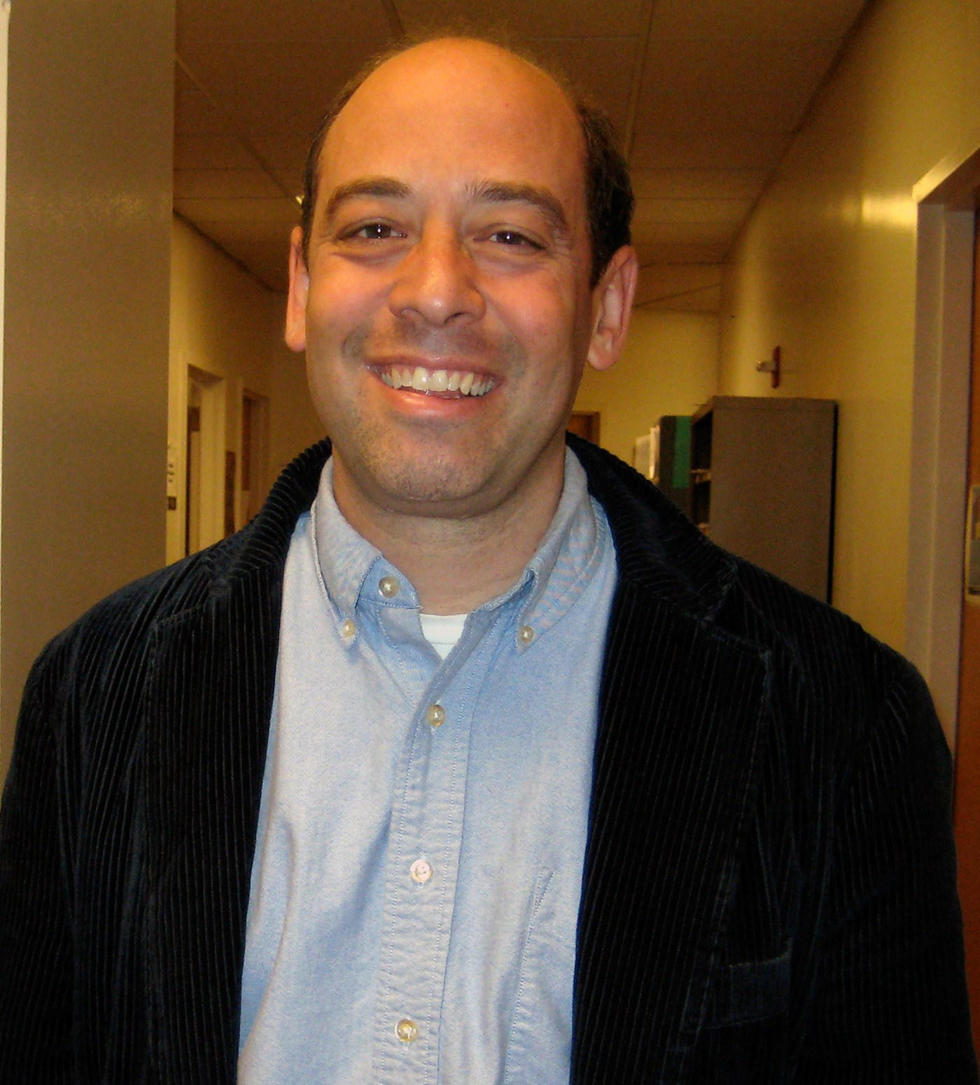 Jonathan Silverman, Associate Professor of English, Co-Director of American Studies at UMass Lowell.
