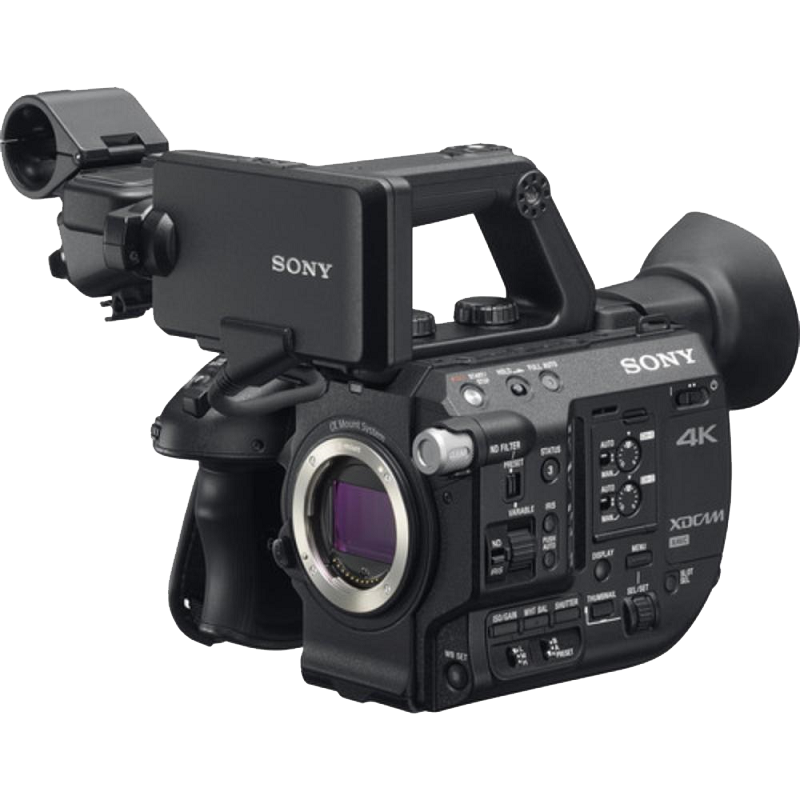 SONY PXW-FS5 XDCAM SUPER 35 CAMERA SYSTEM, RESOLUTION 11.6MP, SONY CORPORATION Sony-Camera