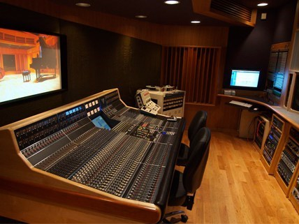 Sound Recording Technology Room 213