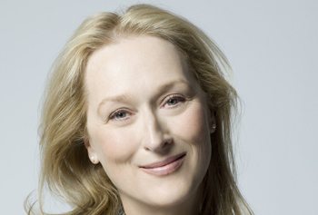 Actress Meryl Streep will take the stage at the Tsongas Center at UMass Lowell on Feb. 5, 2014 as part of the Chancellor's Speaker Series. Courtesy photo