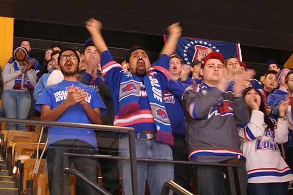 UMass Lowell's men's ice hockey team the River Hawks will be back in action on Friday, Oct. 7 to open the season with a game against the University of Minnesota Duluth Bulldogs.