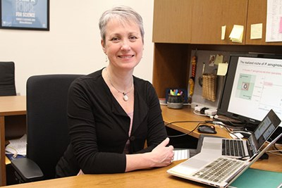 New chair of UML biology department Susanna Remold