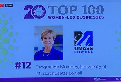 Top 100 Women-Led Businesses