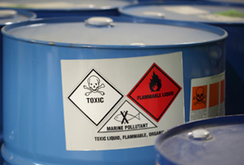 Although Massachusetts companies have dramatically reduced their use of carcinogens, 300 million pounds of cancer-causing chemicals are still used.