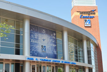 The Tsongas Center at UMass Lowell was named No. 13 in Venues Today Magazine's Mid-Year Top Stops Rankings in its capacity category.