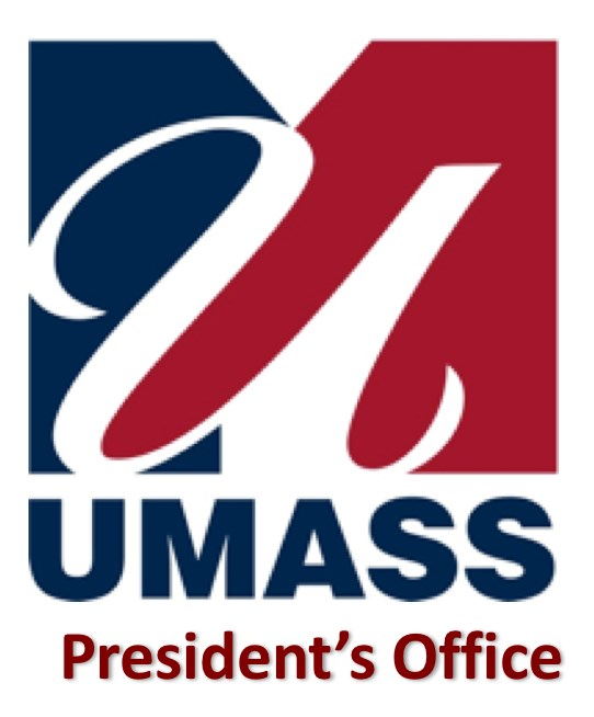 Logo for the University of Massachusetts President's Office