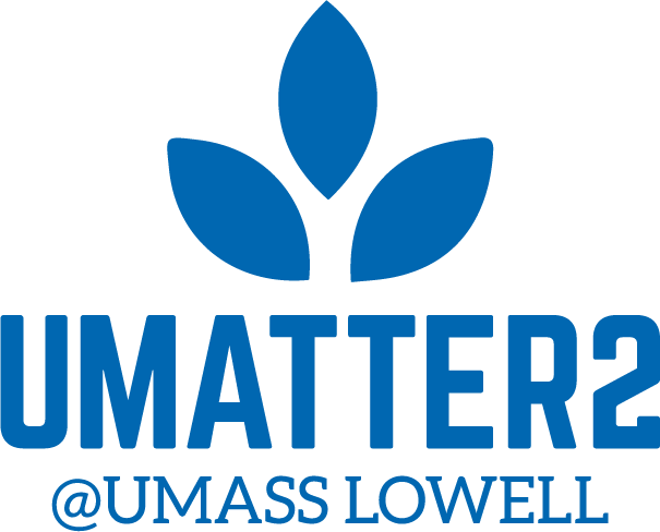 UMASS LOWELL IS COMMITTED TO THE MENTAL HEALTH AND WELL-BEING OF OUR STUDENTS UMatter2 ImageThe issue of mental health and well-being in college students is in the forefront of discussions and of concern for everyone in higher education no matter their role in supporting students. UMass Lowell is implementing a community wide program to raise awareness of the role every member of the campus community has in creating an environment that supports positive mental health in our students.  UMass Lowell joined JED Campus, a nationwide initiative of The Jed Foundation (JED) designed to help schools evaluate and strengthen their mental health, substance misuse and suicide prevention programs and systems to ensure that schools have the strongest possible mental health safety nets.