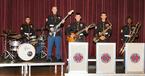 US Marine Jazz Ens
