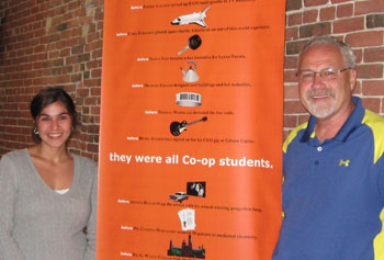 International Co-op Organization Moves to Campus