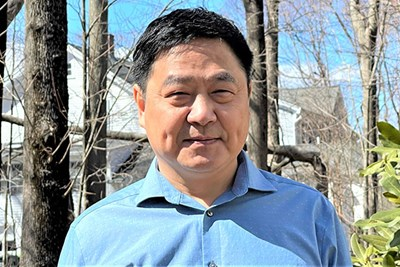 UML Public Health Prof. Wenjun Li researches healthy ageing resources by neighborhood