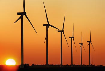Wind Energy Center Gets NSF Funds