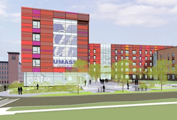 University Suites to Accommodate More Students, Transform Campus