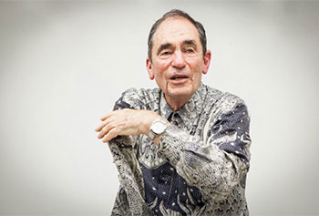 Albie Sachs, UMass Lowell's 2014 Greeley Scholar for Peace Studies, will unite with past recipients of the honor for a free public discussion about peace-building on Wednesday, April 9.