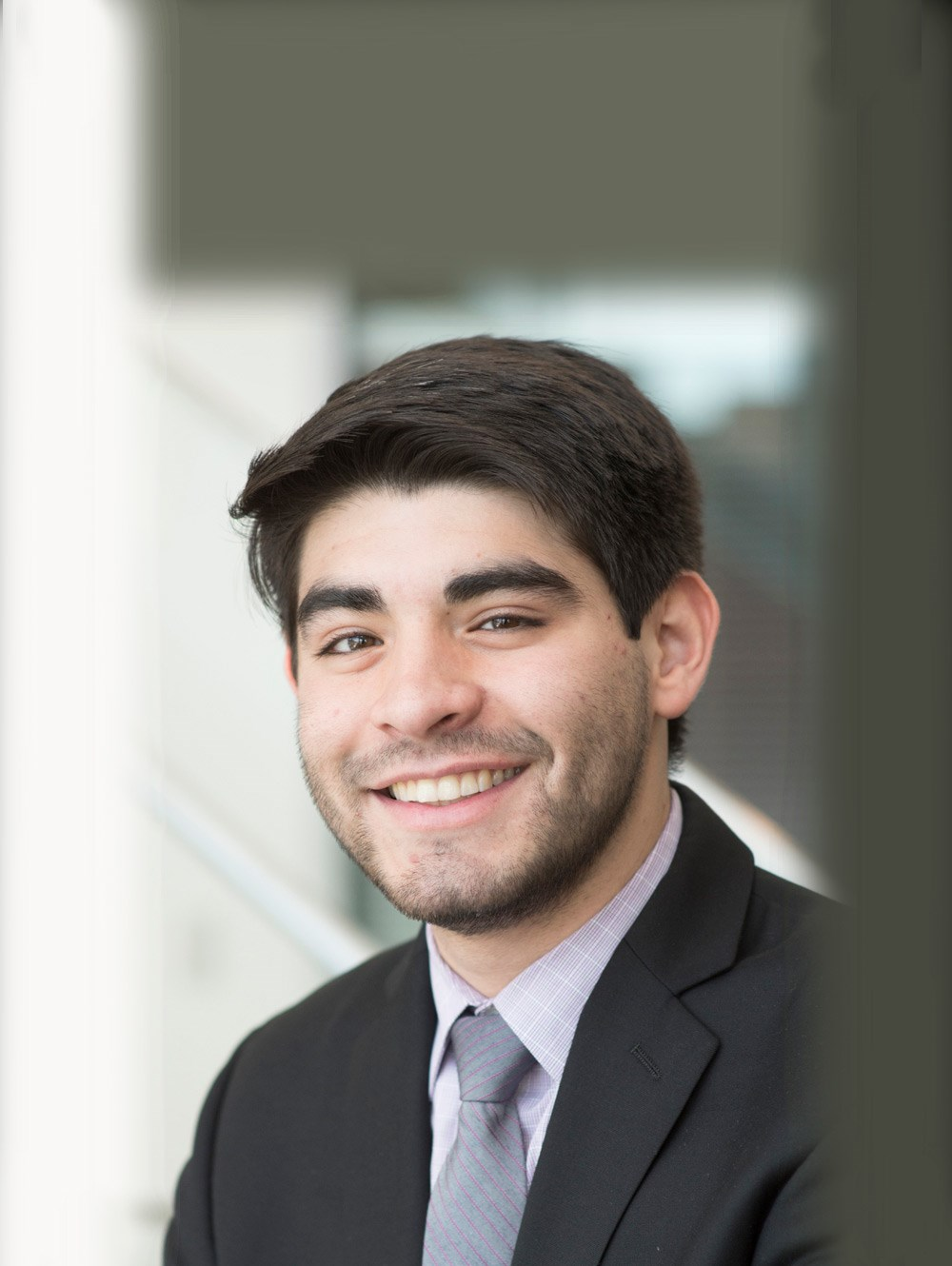 headshot of UMass Lowell Alejandro Lopez