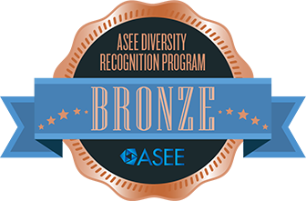 To accelerate the achievement of the Diversity Pledge goals, the ASEE Diversity Recognition Program (ADRP) was created to publicly recognize those engineering and engineering technology colleges that make significant, measurable progress in increasing the diversity, inclusion, and degree attainment outcomes of their programs. Recognition will occur at three levels: bronze, silver, and gold.