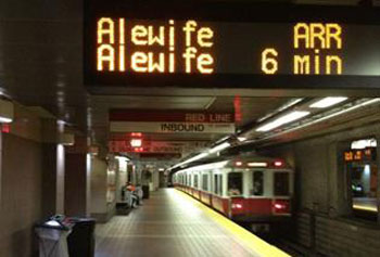The MBTA will be among two transit agencies to test new rail inspection technology being developed at UMass Lowell.