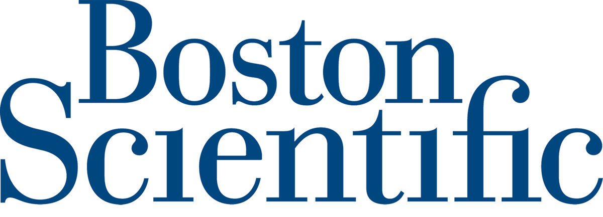 Boston Scientific Logo_Boston Scientific is dedicated to transforming lives through innovative medical solutions that improve the health of patients around the world.
