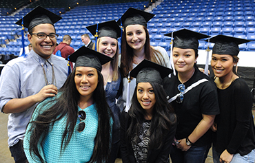 Seniors Reflect on UMass Lowell Experience