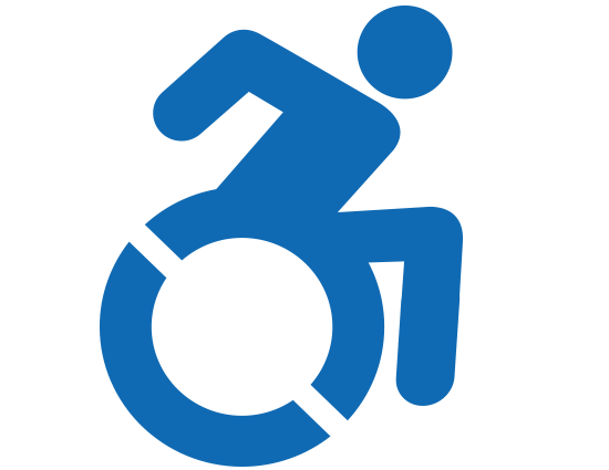 Disable Parking Logo