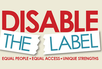 """Disable the Label Week"" aims to educate the campus community about the harm of labels applied to people."