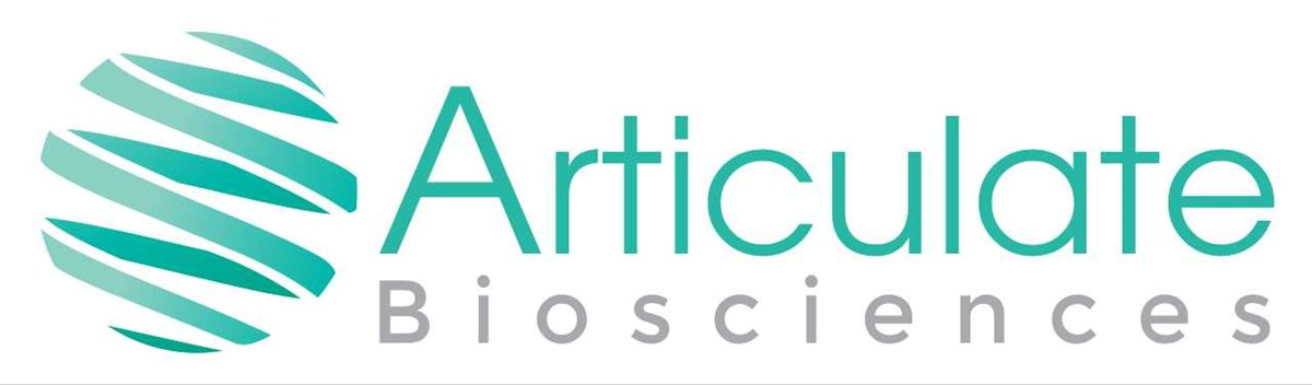 Articulate Biosciences company logo_Developing injectable gels for treating arthritis and other soft tissue diseases