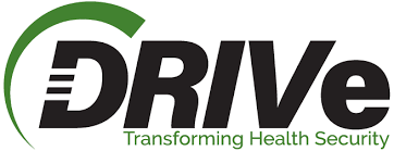 BARDA DRIVe Logo_DRIVe is transforming health security innovation to protect Americans from 21st century health security threats.